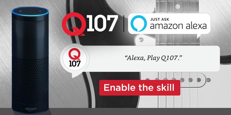 Amazon Alexa – Q107