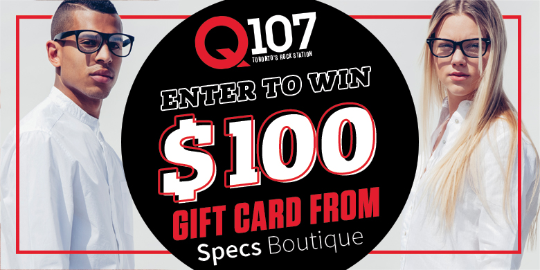 Specs Boutique Gift Card