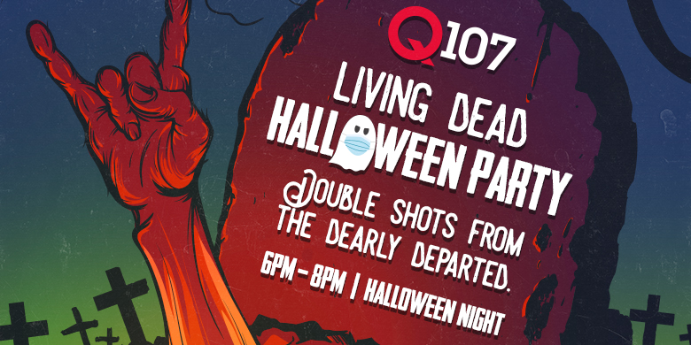 Living Dead Halloween Party