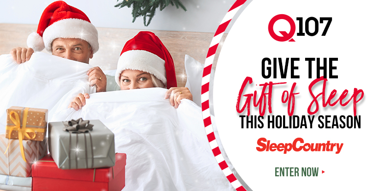 Sleep Country Gift of Sleep