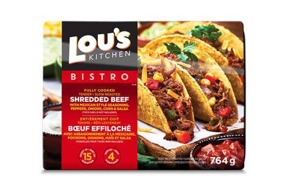 Win A Lou's Kitchen Taco Kit Prize Pack With Joanne Wilder