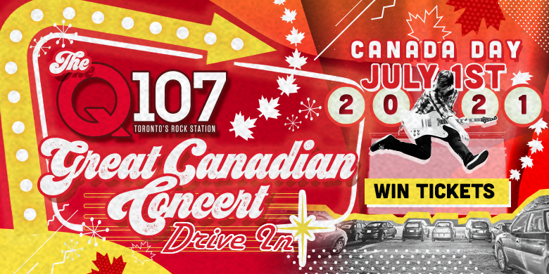 Canada Day Drive In Concert Q107