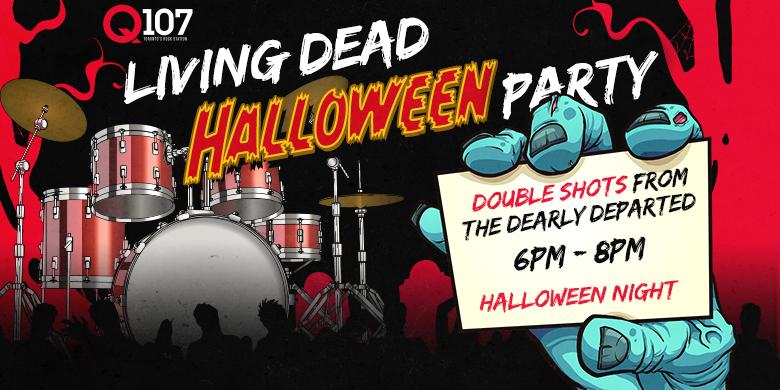 Living Dead Halloween Party